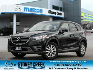 2016 Mazda CX-5 GX Auto AWD B/T Cruise Alloy Push Start Accid Fr