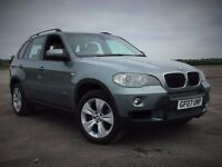2007 BMW X5 3.0 DIESEL AUTOMATIC 7 SEATER NEW SHAPE 10 MONTHS MOT 1 OWNER HPI CLEAR FULL SERVICE Q7