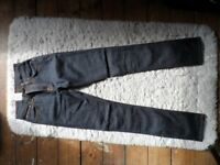 Nudie Jeans Grim Tim Raw/Dry W28 L34 Organic Denim