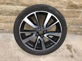 Genuine Nissan Qashqai Alloy Wheel 2015-2016-2017-