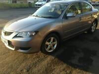 BARGAIN!! Mazda 3 1.6TS petrol
