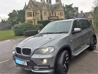 BMW X5 WIDE BODY 7 SEATS PANORAMIC SUNROOF DIESEL ECONOMICAL & RELIABLE IDEAL FAMILY OR BUSINESS CAR