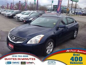 2011 Nissan Altima 2.5 S * OPEN EVERY SUNDAY * COME PICK YOUR CA