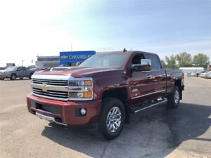2017 Chevrolet SILVERADO 3500HD High Country - 5TH WHL PREP, SUN