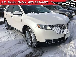 2013 Lincoln MKX Base, AWD, LEATHER,  Panoramic Sunroof, Back Up