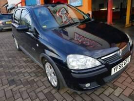 Vauxhall Corsa 1.2sxi + 5door