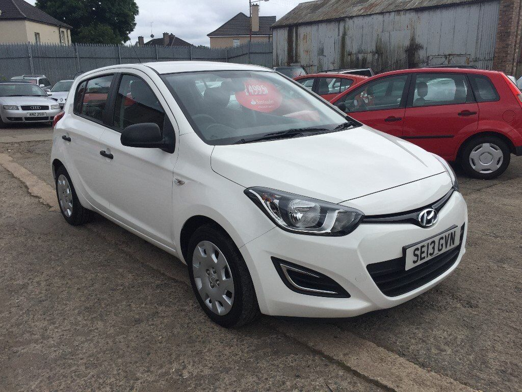 2013 hyundai i20 5 door 1 2 classic in southside glasgow gumtree. Black Bedroom Furniture Sets. Home Design Ideas