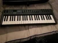 New oxygen Midi keyboard controller