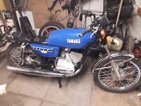 For sale yamaha rs100