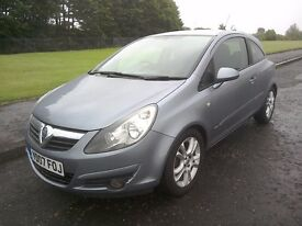 Vauxhall Corsa D SXI 1.2, excellent condition, first to see will buy