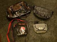 Handbags x4