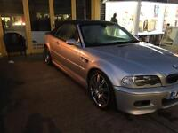 BMW M3 fully loaded, full service history, 88,000 miles