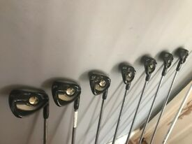 Cobra S3 Irons (5-p) Big bertha driver
