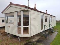 Cheap static caravan for sale in Skegness/Ingoldmells/Mablethorpe/LOW SITE FEES/pet friendly/lakes
