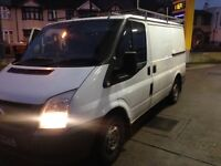 FORD TRANSIT (59) MOT UNTIL APRIL