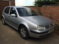 VW Golf Match £650, cheap insurance, excellent condition for age