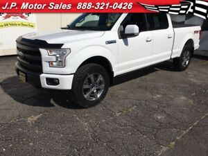2015 Ford F-150 Lariat, Crew Cab, Navi, Leather,  4x4