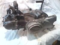 HONDA C50 AUTOMATIC ENGINE 1983 (A) reg