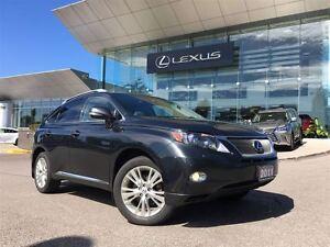 2011 Lexus RX 450H Nav Lthr AWD Btooth Sroof BUcam