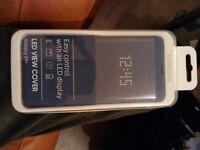 Original led view cover for Samsung