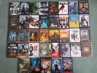 37 Mixed DVDs #1
