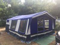 Trailer Tent (5 berth)