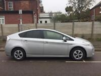 TOYOTA PRIUS PCO MINICAB TAXI RENTAL FOR HIRE £120 P/W WEEKLY