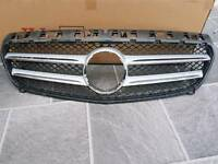 Official W176 Mercedes A Class Front Grill