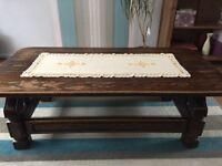 Dutch coffee table