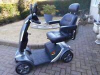 Rascal 8mph mobility scooter