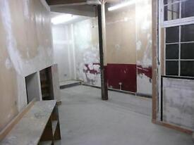 WORKSHOP/ STORE/OFFICE -- CLOSE TO GEORGE SQUARE --