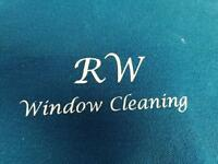 RW Window Cleaning 07455284419.