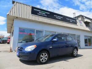 2007 Hyundai Accent AUTOMATIC,ALL POWER,A/C,CERTIFIED