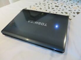 toshiba satellite u400-144 500gb WINDOWS 7