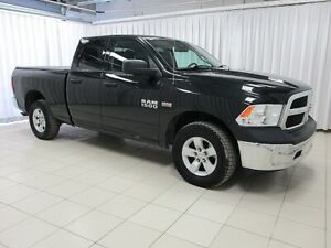 2016 Ram 1500 5.7 L SXT QUAD CAB HEMI 4X4 4DR 6PASS NEED MORE IN