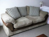 Luxury 3-seater settee
