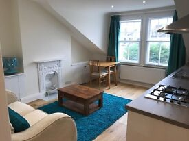 Lovely, spacious, newly renovated one bedroom flat near Balham station, incl all bills