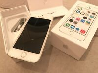 iPhone 5s 32gb white/silver - unlocked