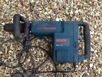 Bosch GSH11E 11Kg Demolition Hammer With SDS-Max 0611316742 240V