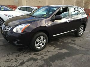 2012 Nissan Rogue S, Automatic, Steering Wheel Controls, Bluetoo