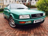 *STUNNING L@@KS*AUDI 80 2.0 COUPE LIMITED EDITION WITH ONLY 89K FULLY TUNED BY AGRA*