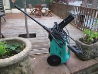 A Bargain Pressure Washer with no leaks!