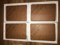 4 Labato Ipad air Leather case's