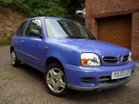 Nissan Micra ** MOT till Jul 2018 ** Excellent Condition ** Very Low Mileage