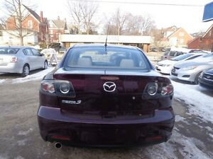 2007 Mazda MAZDA3 CERTIFIED Kitchener / Waterloo Kitchener Area image 4