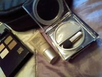 Estee Lauder Eyeshadow & CC Anti-Age Cream.