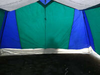Large Canvas frame tent. 6 man / person