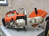 Sthill disc cutter TS400