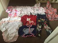 Girls Clothes - 18-24 months