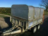 Ifor williams 2.5 ton trailer
